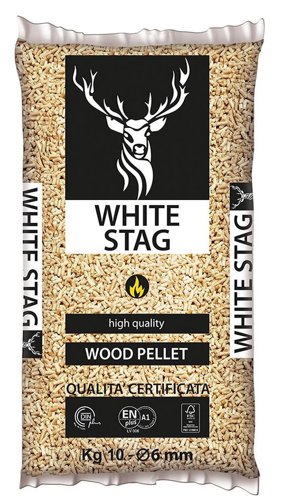 pellet baltico white stag sacco kg 10